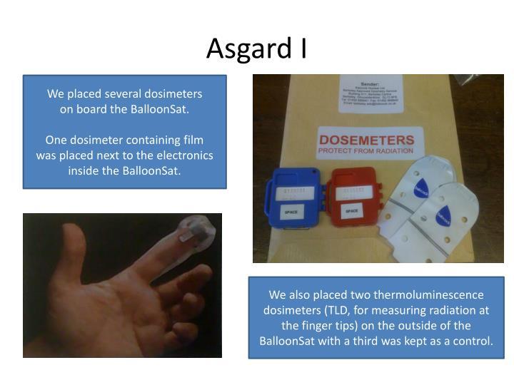 Asgard I