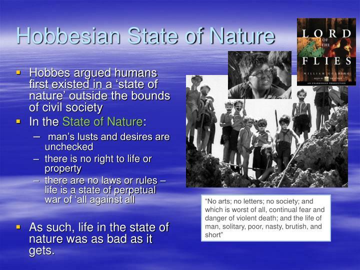 Hobbesian State of Nature