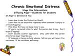 chronic emotional distress stage one interventions diffusing anger guidelines for students2