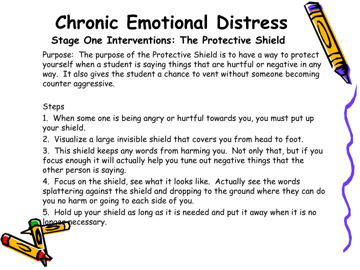 Chronic Emotional Distress