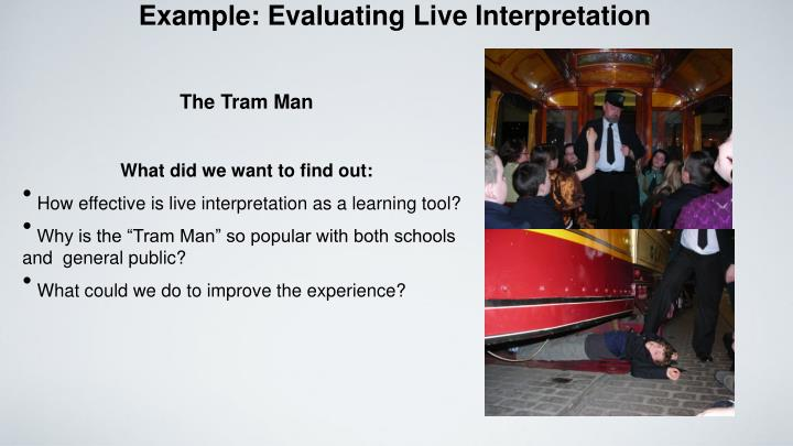 The Tram Man