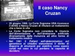 il caso nancy cruzan