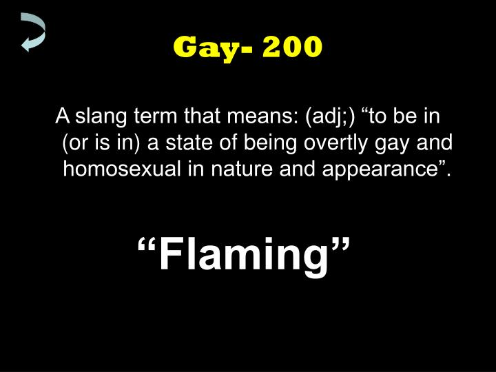 Gay- 200