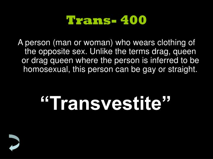 Trans- 400