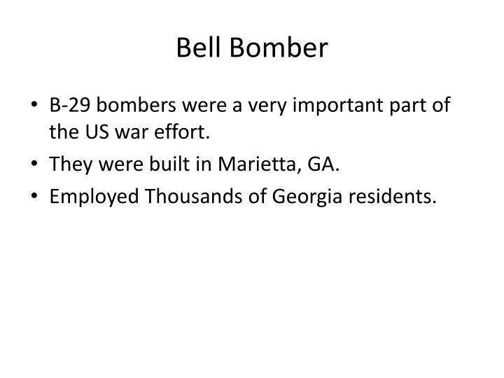 Bell Bomber