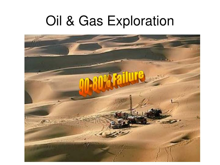 Oil & Gas Exploration