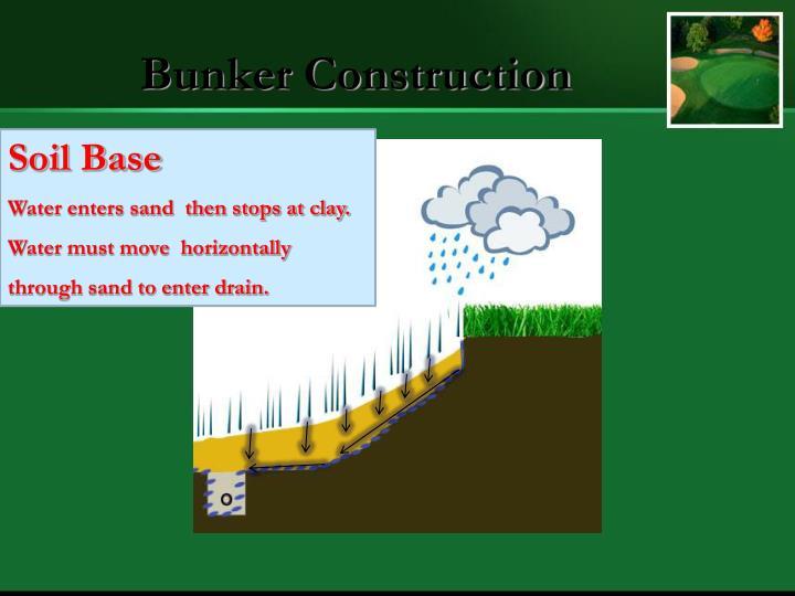 Bunker Construction