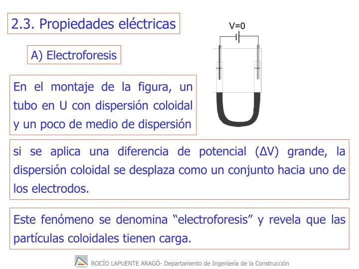 2.3. Propiedades eléctricas