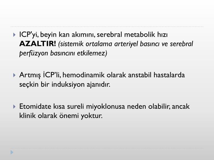 ICP'yi