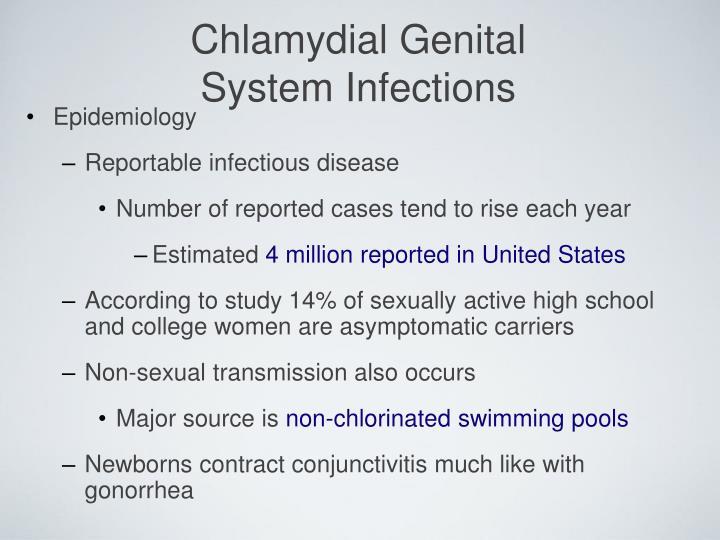 Chlamydial Genital