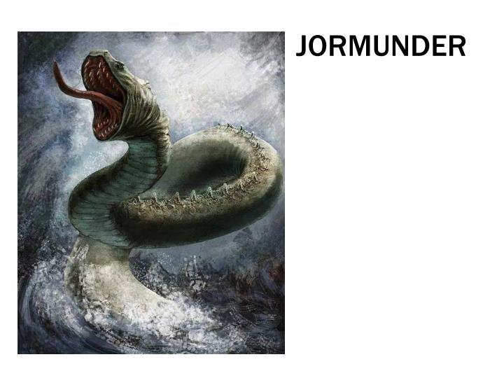 JORMUNDER