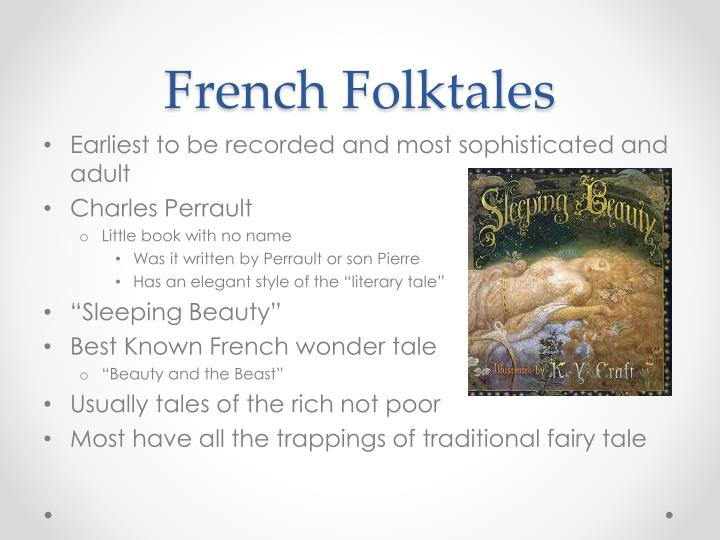 French Folktales
