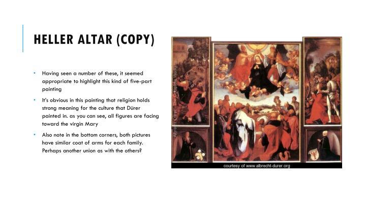 Heller Altar (copy