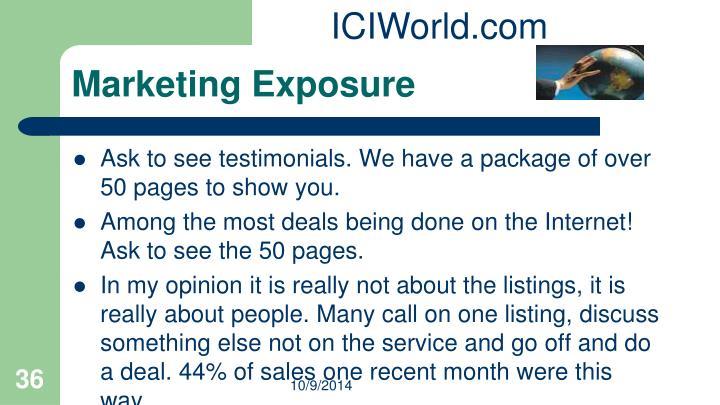 ICIWorld.com