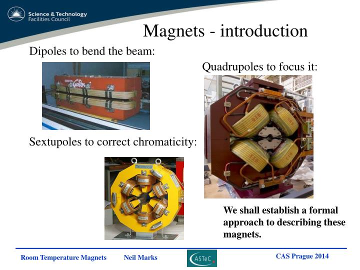 Magnets - introduction