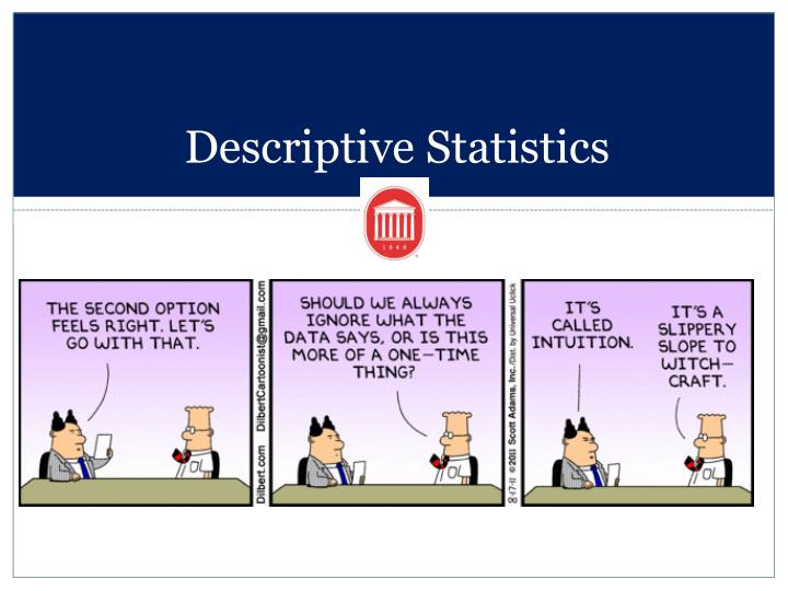 Research paper help descriptive statistics