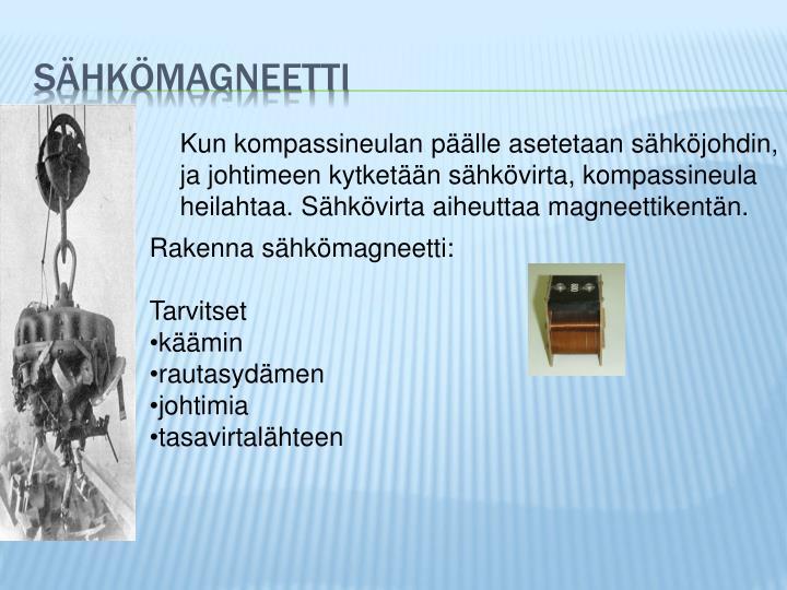 Sähkömagneetti
