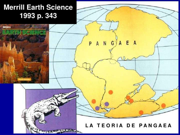 Merrill Earth Science