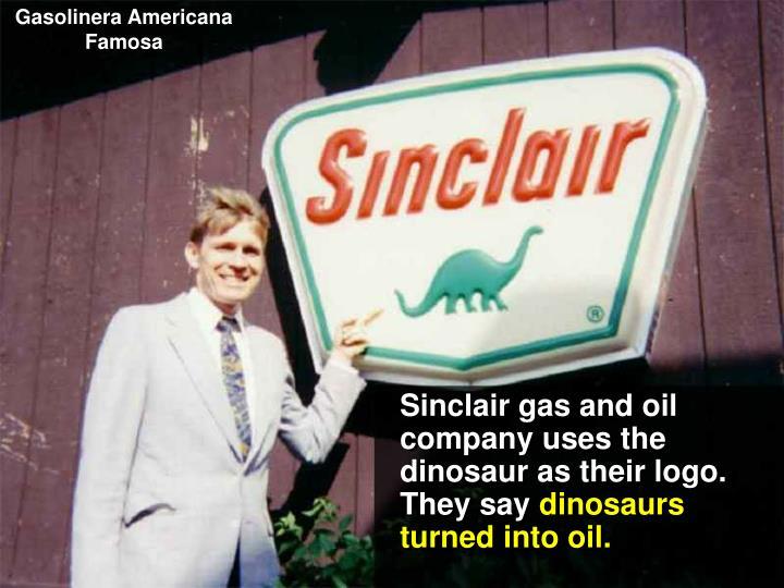Gasolinera Americana Famosa