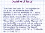 doctrine of jesus1