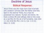 doctrine of jesus2