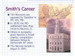 smith s career