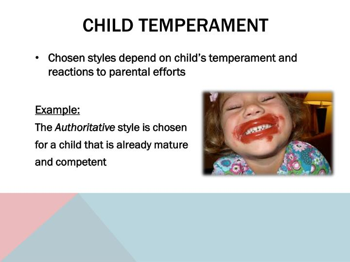 Child Temperament