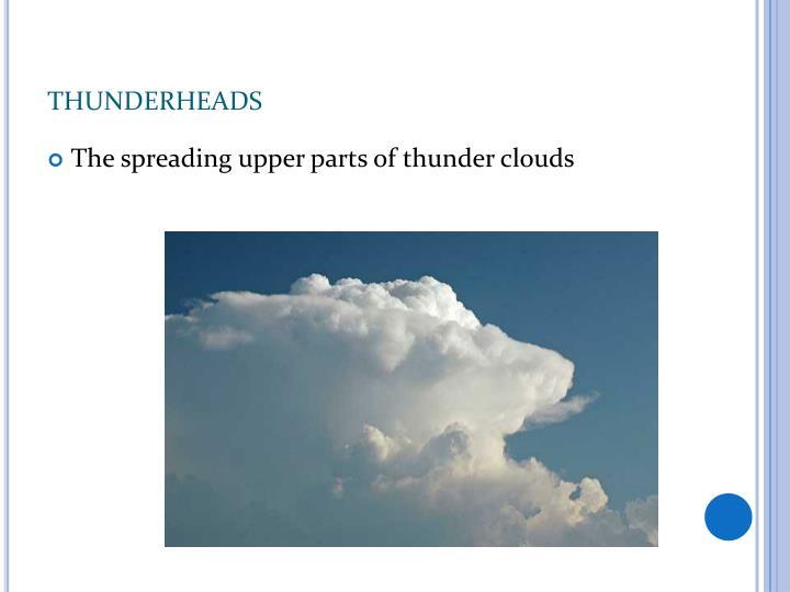 thunderheads