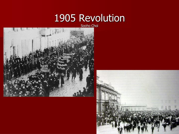 1905 Revolution