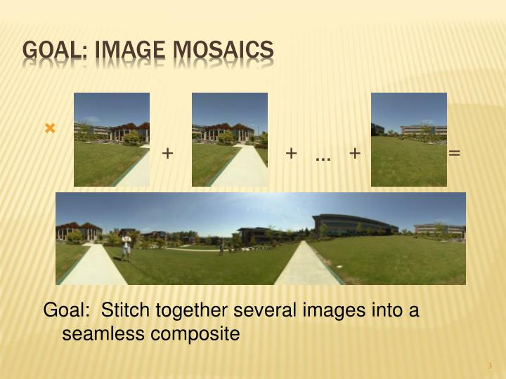 Goal: Image