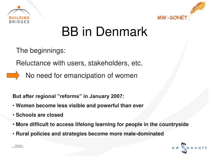 BB in Denmark
