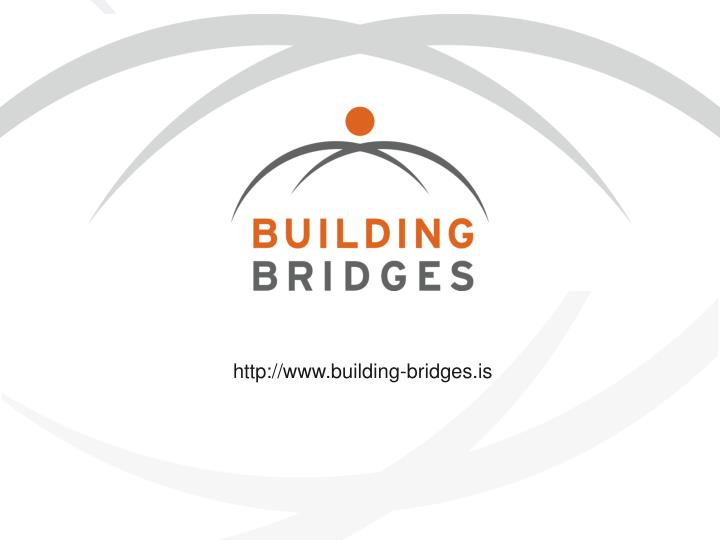 http://www.building-bridges.is