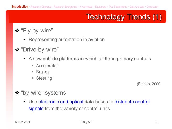 Technology trends 1