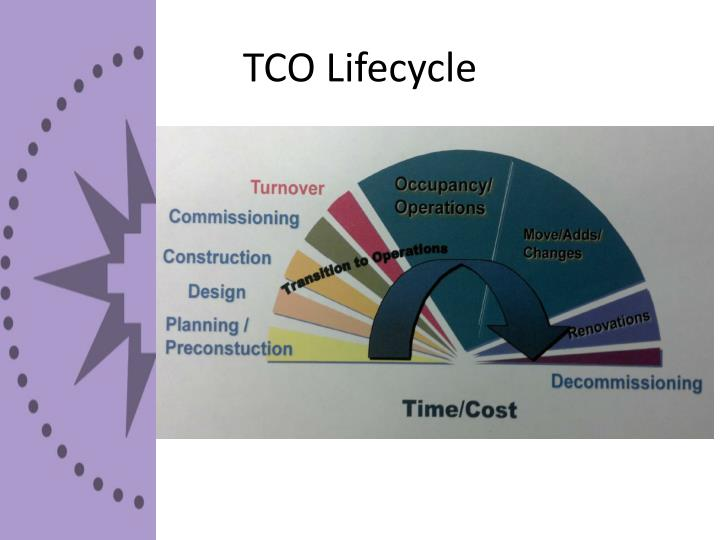 TCO Lifecycle