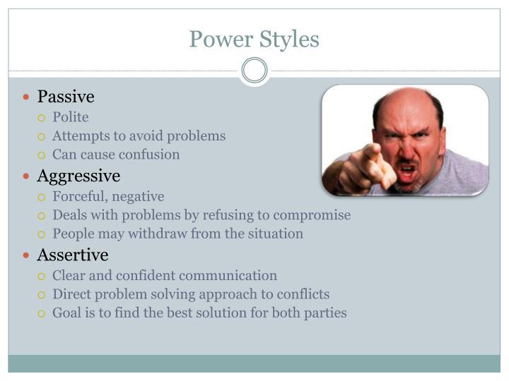 Power Styles