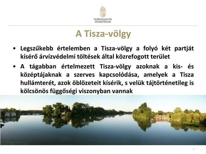 A Tisza-völgy