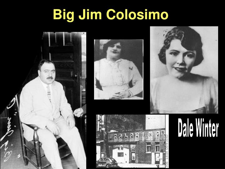 Big Jim Colosimo