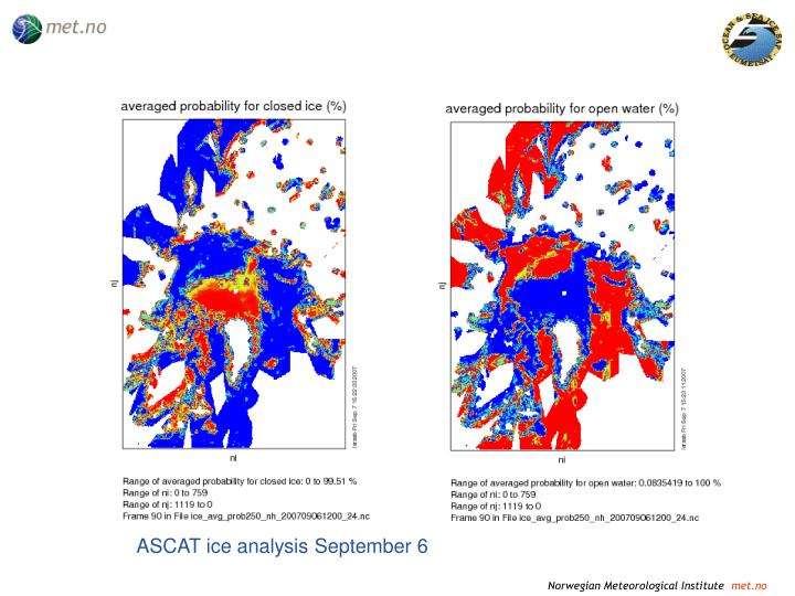 ASCAT ice analysis September 6