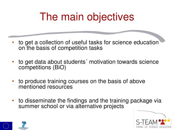to get a collection of useful tasks for science education on the basis of competition tasks