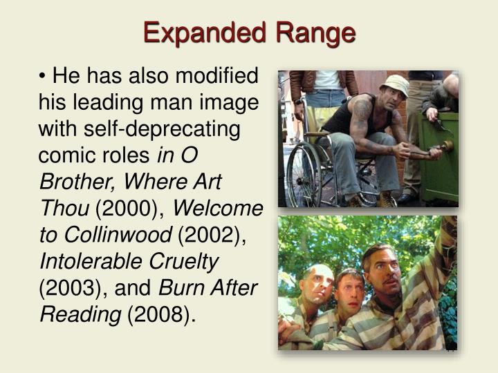 Expanded Range