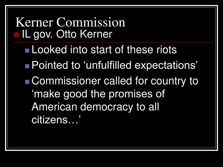 Kerner Commission