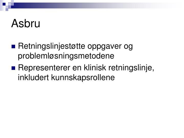 Asbru