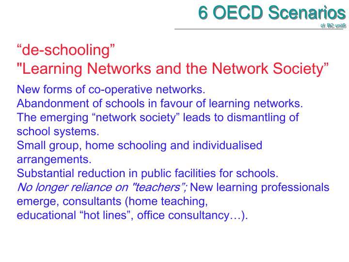 6 OECD Scenarios