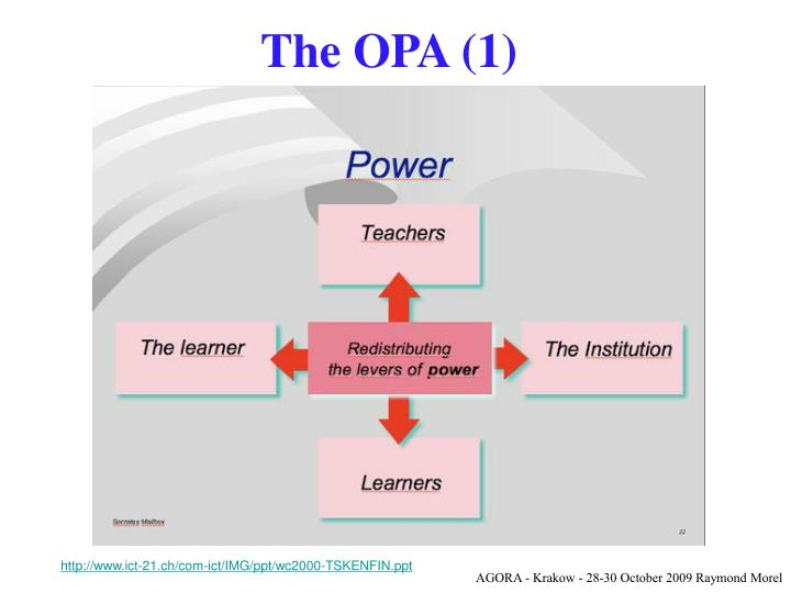 The OPA (1)