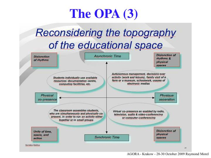The OPA (3)