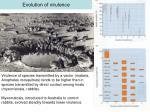 evolution of virulence