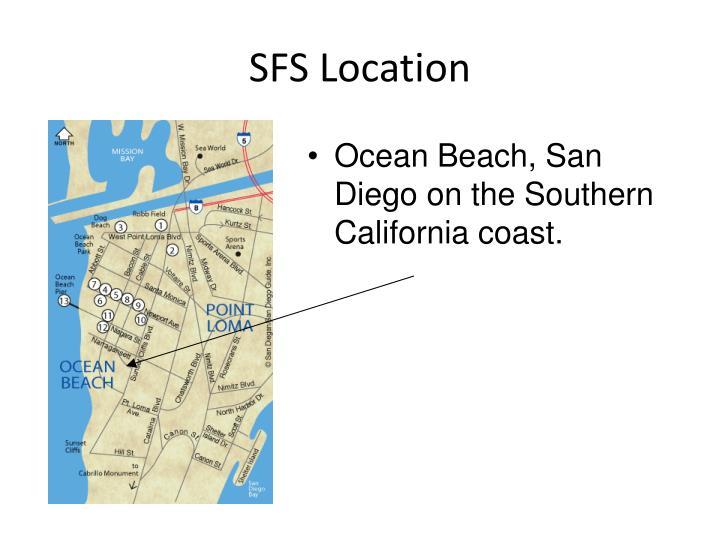 SFS Location