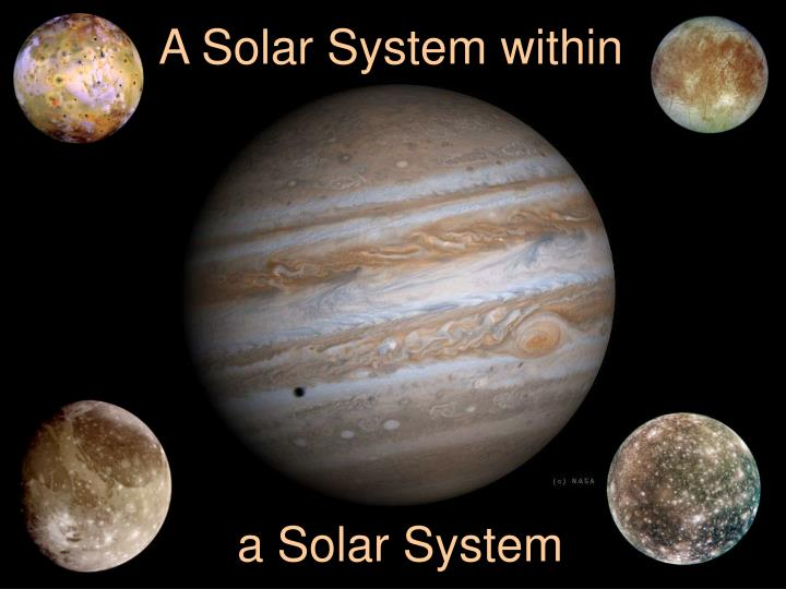 A Solar System within