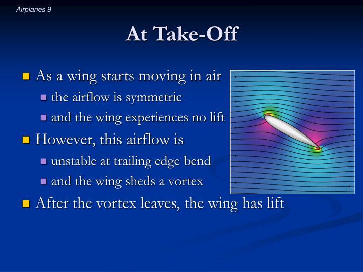 At Take-Off