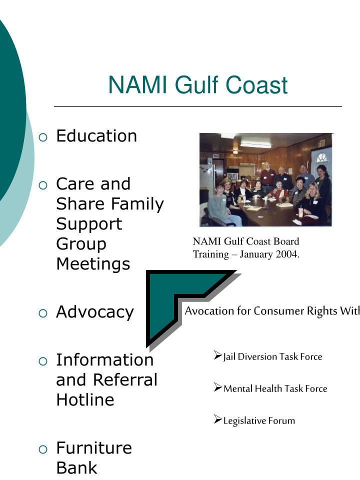 NAMI Gulf Coast